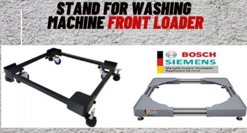 Top 5 Best Stand For Washing Machine Front Loader