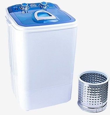 Top 3 Best Small Portable Washing Machine Under 5kg In India 2021